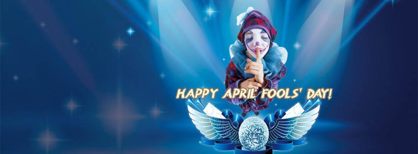 Free April Fools' Day Facebook Covers 3