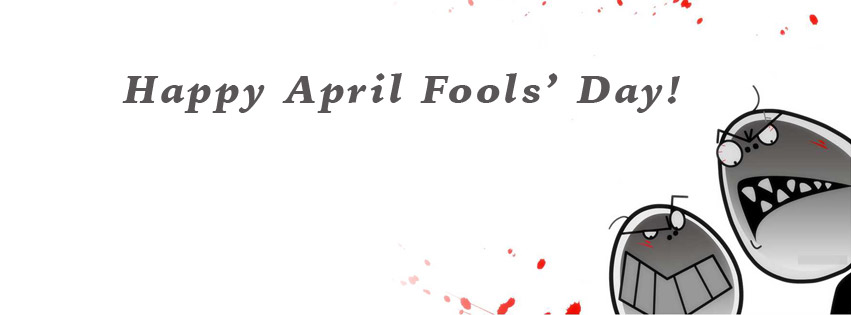 Free April Fools' Day Facebook Covers 5