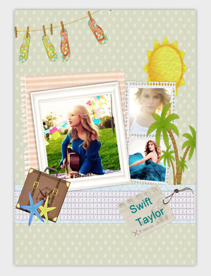 free collage templates tip project