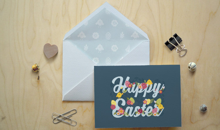 free easter cards to make project