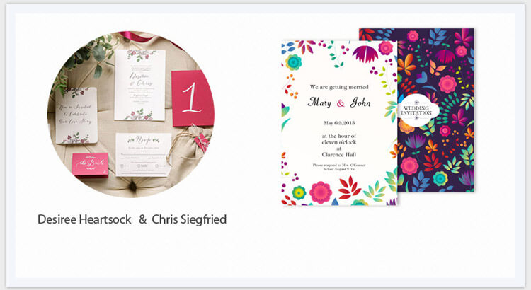 free wedding invitation templates pic2