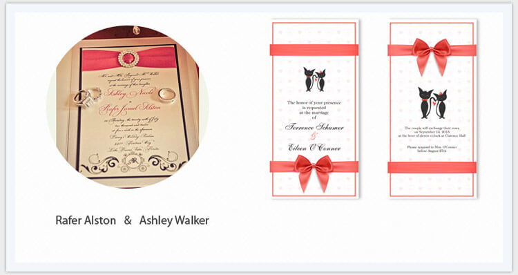 A Complete Guide On Wedding Invitations AmoyShare Photo Collage Maker - Wedding invitation templates: disney wedding invitation templates