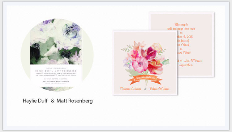 free wedding invitation templates pic7