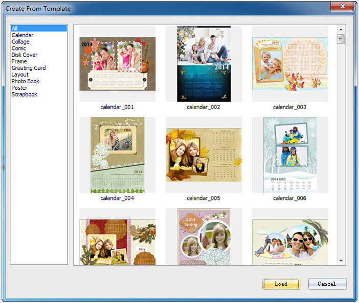 How to make a photo poster for Collage maker templates free download