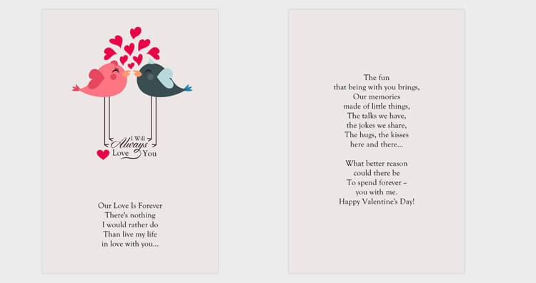 valentine card ideas project 1