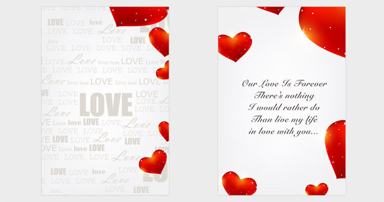 valentine card ideas project 2