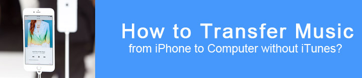 How to copy music to iphone without itunes