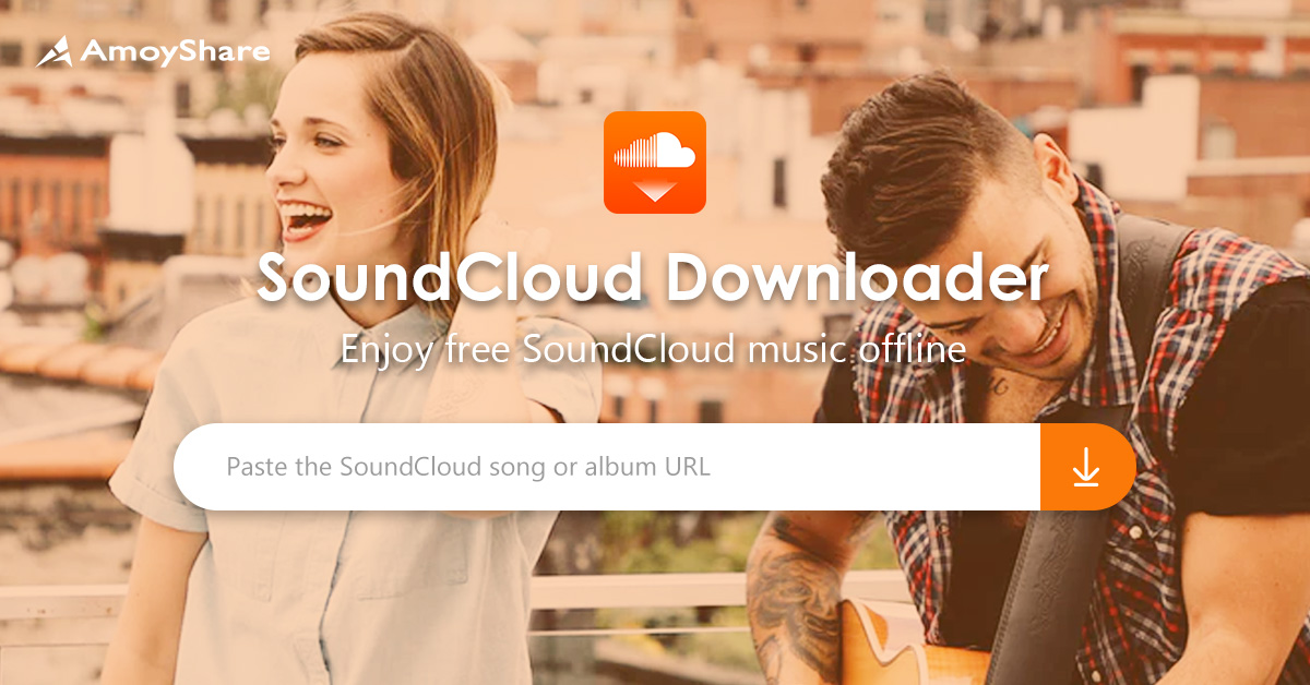 SoundCloud Downloader – Download SoundCloud Songs to MP3