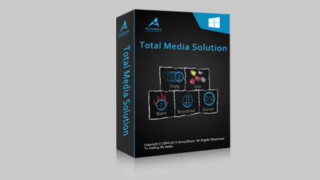 Product Box of AmoyShare Total Media Solution