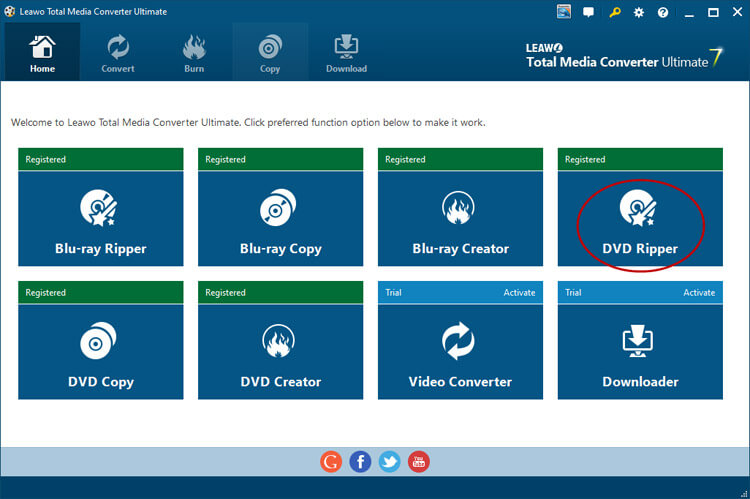 Step 1 – convert DVD to AVI