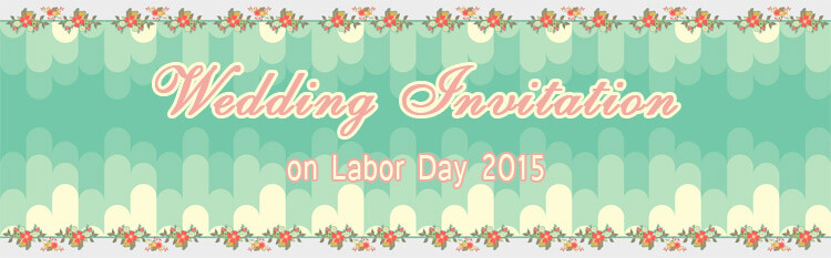 invitations on labor day 2015 banner