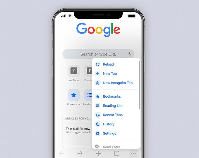 iPhone Browser Browser Daten löschen