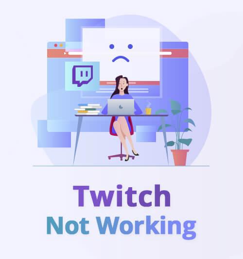Twitch non funziona