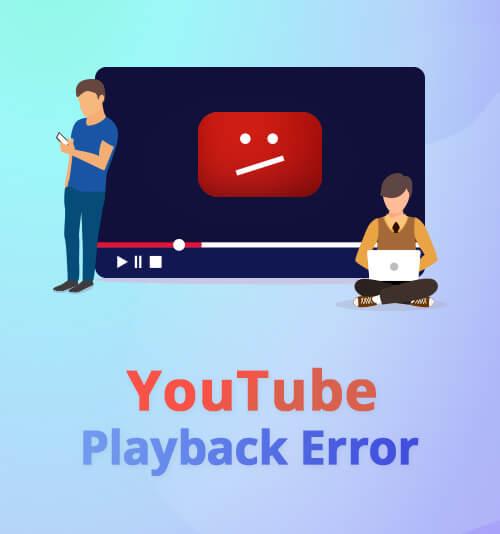 YouTube-Wiedergabefehler