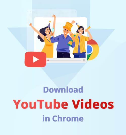 Laden Sie YouTube-Videos in Chrome herunter