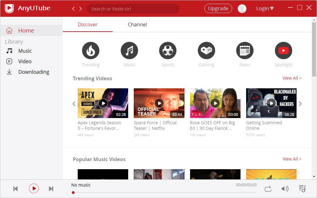 كيفية التقاط فيديو يوتيوب مع البرامج