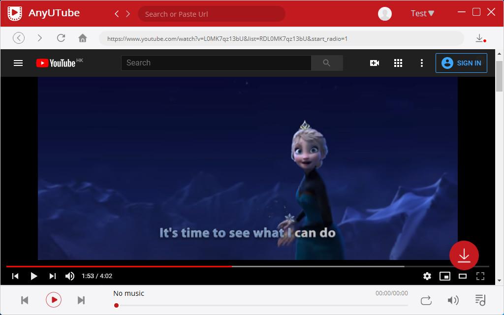 Laden Sie YouTube-Videos mit einem Klick herunter