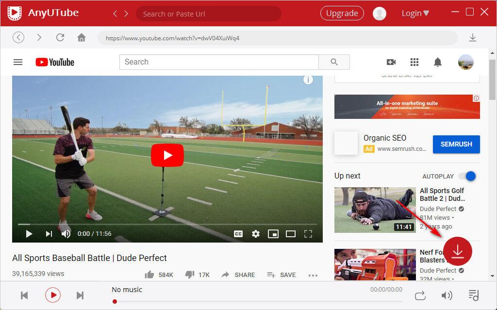 Come acquisire video di YouTube con software