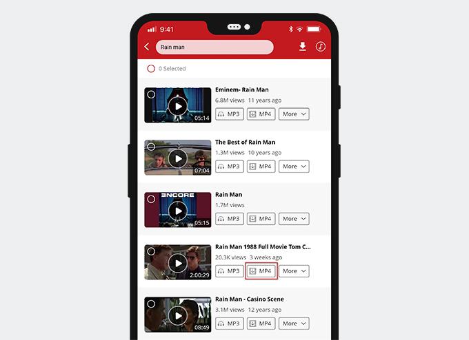 تحميل فيلم AnyUTube YouTube