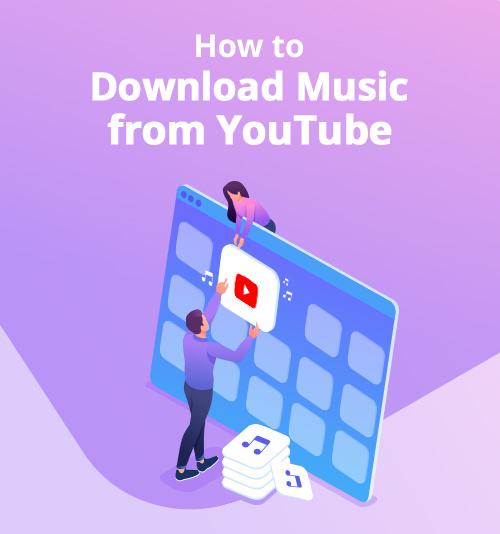 wie man Musik von youtube herunterlädt