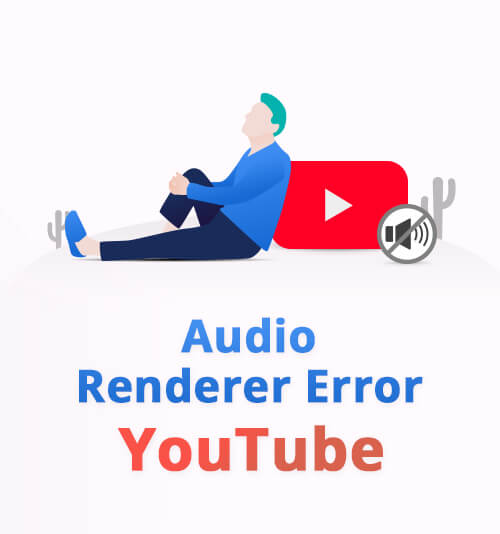 Errore di rendering audio YouTube