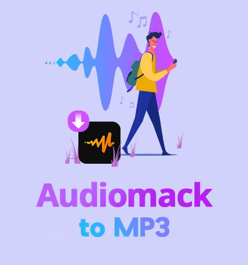 Audiomack zu MP3