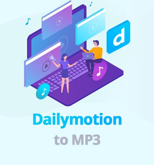 Dailymotion zu MP3