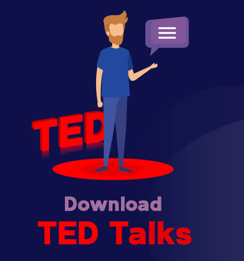 Laden Sie TED Talks herunter