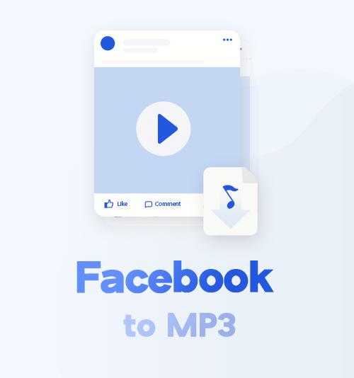 Facebook a MP3