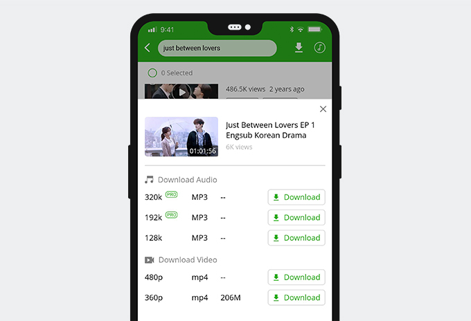 Laden Sie das koreanische Drama auf Android herunter