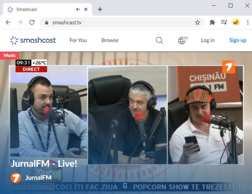 Smashcast - بديل ل Twitch