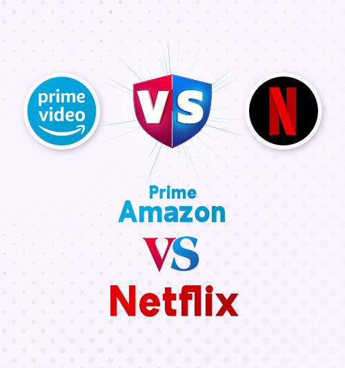 Amazon Prime gegen Netflix