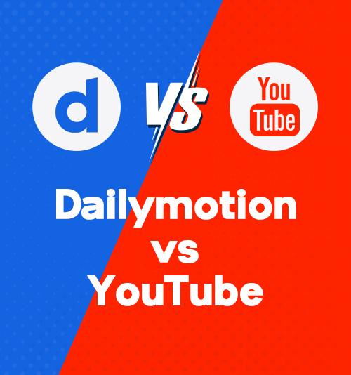 Dailymotion contro YouTube