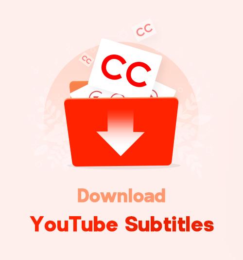 Laden Sie YouTube-Untertitel herunter