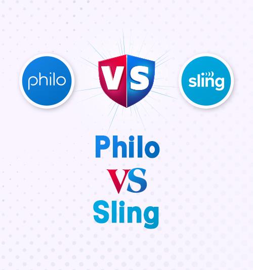 Philo gegen Sling