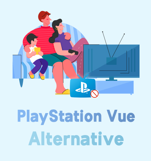 Alternative a PlayStation Vue