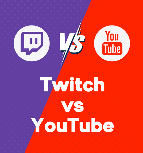 Twitch contro YouTube