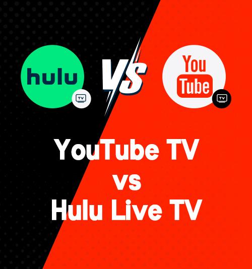 YouTube TV vs Hulu Live TV