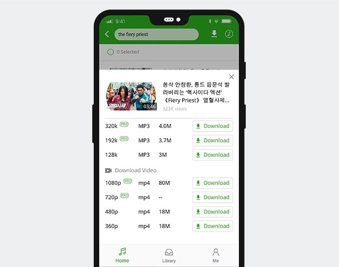 قم بتنزيل مقاطع فيديو Viki على Android