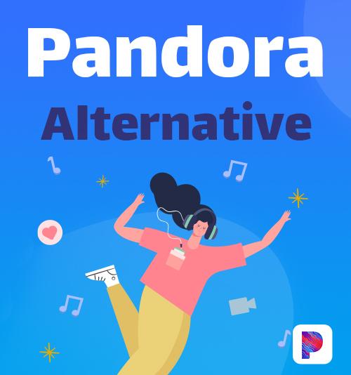 Pandora alternative