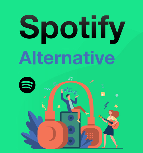 Alternativa a Spotify
