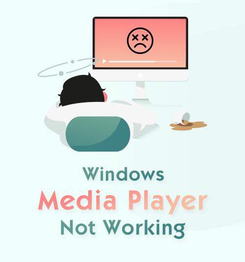 Windows Media Player non funziona