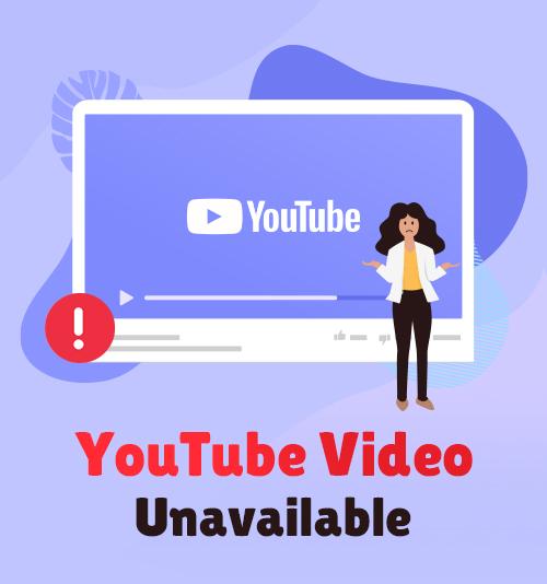 YouTube-Video nicht verfügbar