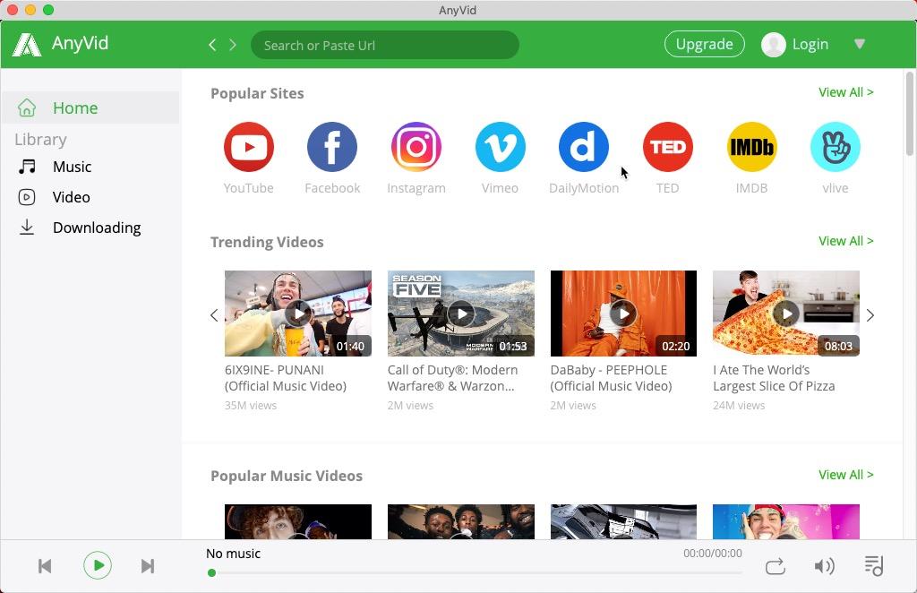 Slutload Video Downloader für Mac