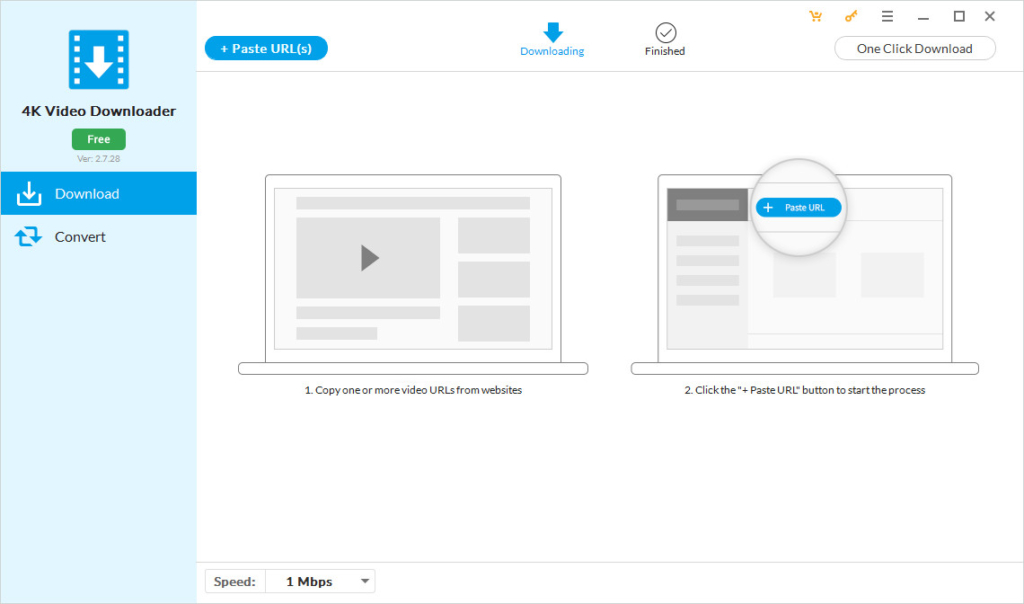 Twitter Video Downloader App für den Desktop - Jihosoft 4K Video Downloader