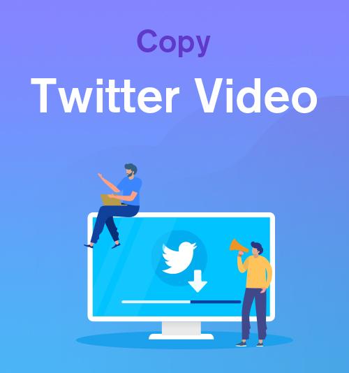 Copy Twitter Video