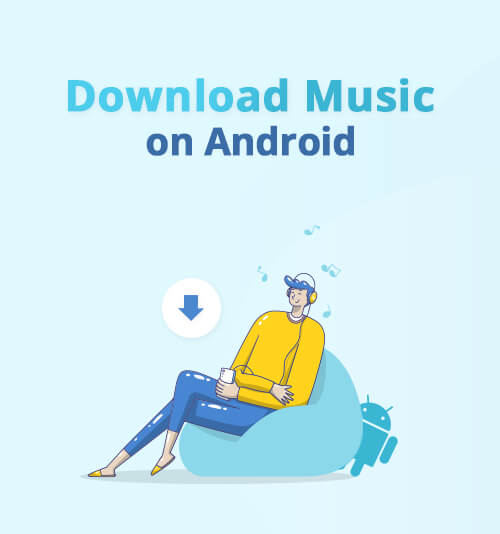 Download Music on Android