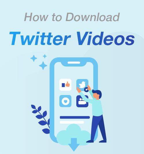 So laden Sie Twitter-Videos herunter