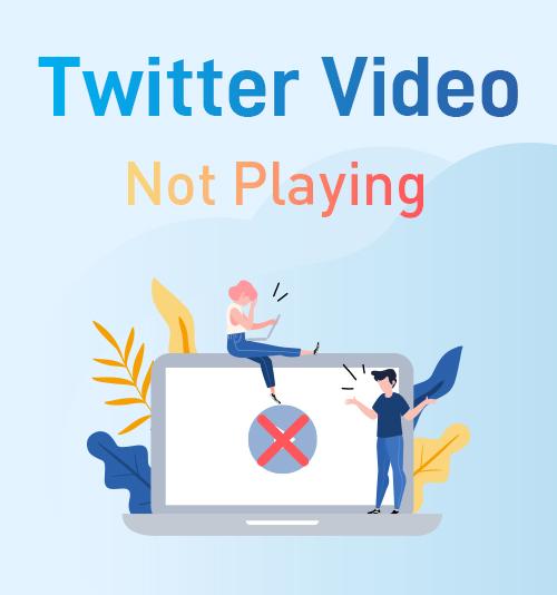 Twitter-Video wird nicht abgespielt