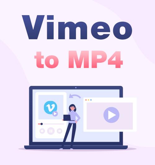 VimeoからMP4